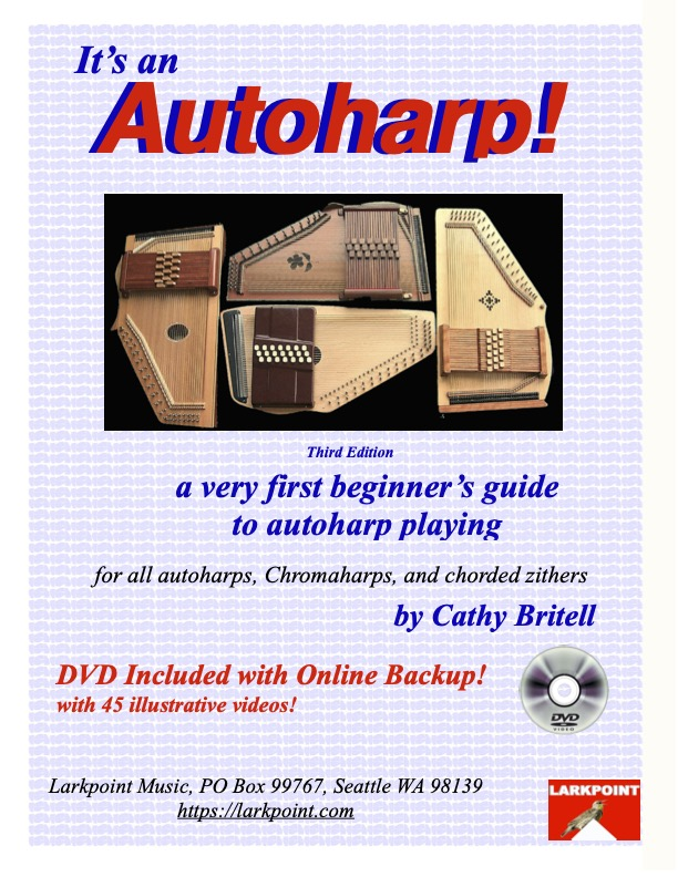 It's An Autoharp! 3rd edition